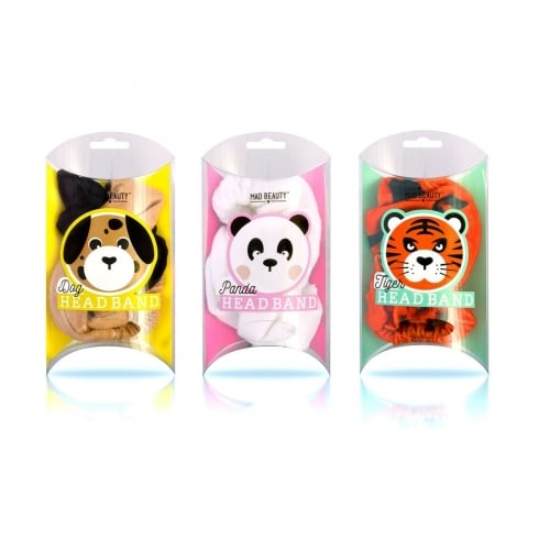 MAD Beauty Animal Head Bands - pk of 1