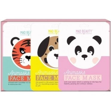 Animask Face Mask - Pk of 3 -1pc