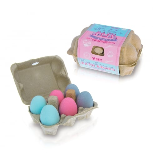 MAD Beauty Bake Egg Bath Bombs