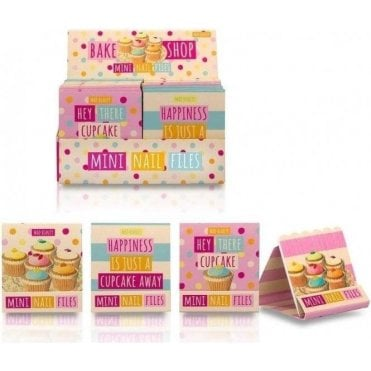 Bake Mini Files - 1pc