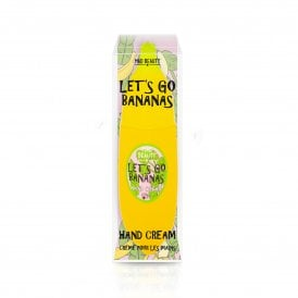 Banana Hand Cream - 1pc
