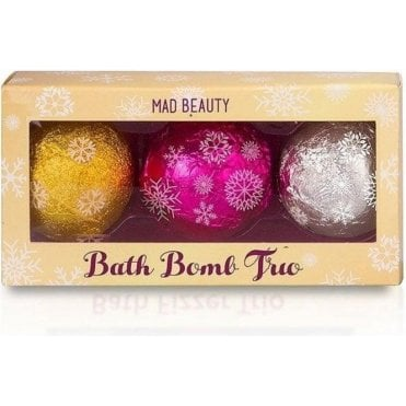 Bauble Bath Bomb Trio - 1pc