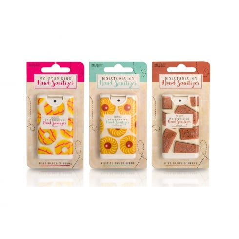 MAD Beauty Biscuits Moisturising Hand Sanitizer - Pk of 1