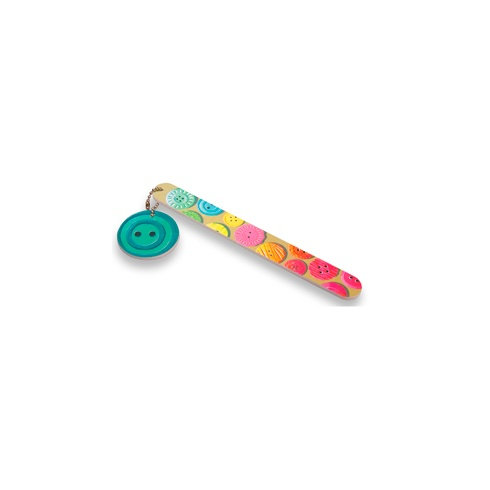 Wiscombe Art Button Nail Files