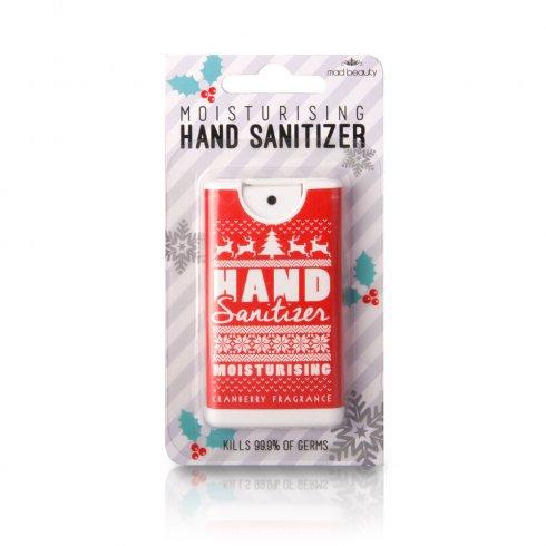MAD Beauty Christmas Jumper Moisturising Hand Sanitizer