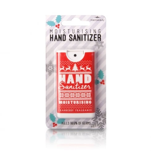 MAD Beauty Christmas Jumper Moisturising Hand Sanitizer