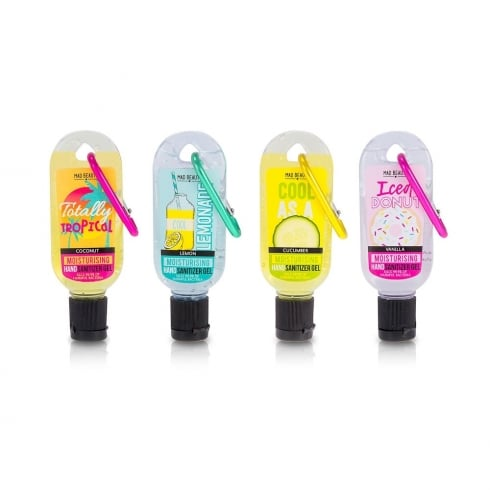 MAD Beauty Clip & Clean Gel Cleanser Cool Collection
