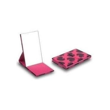 Duck Print Fold Up Mirror
