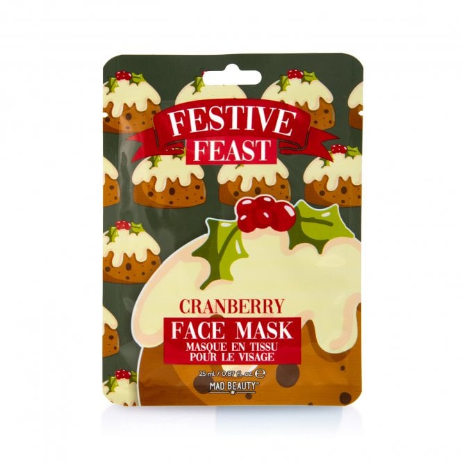 MAD Beauty Festive Feast Pudding Face Mask