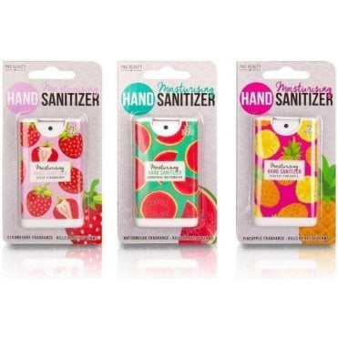 Fruit Moisturising Hand Sanitizers
