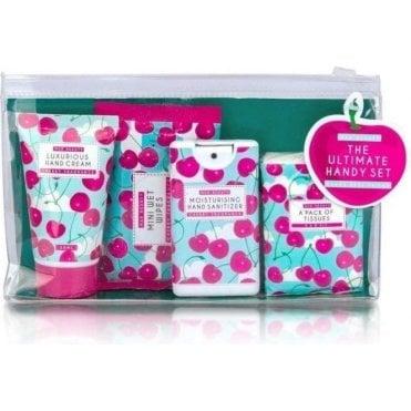 Mad Beauty Hand Cream & Nail file Set Sweet Marshmallow