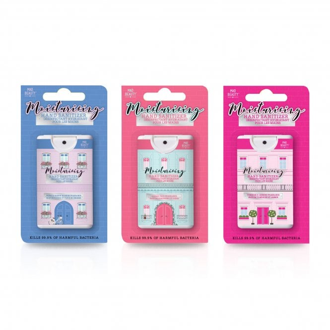 MAD Beauty House Hand Moisturising Sanitizers -1pc