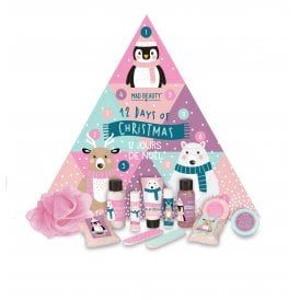 I Love Christmas 12 Days Advent Calendar - 1pc