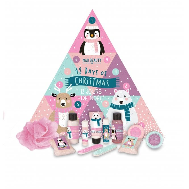 MAD Beauty I Love Christmnas 12 Days Advent Calendar - 1pc