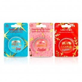 Jingle Ladies Lip Balms - 1pc
