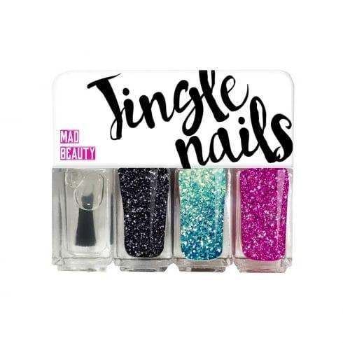 MAD Beauty Jingle Nails - Festive Nail Polish  - 1pc