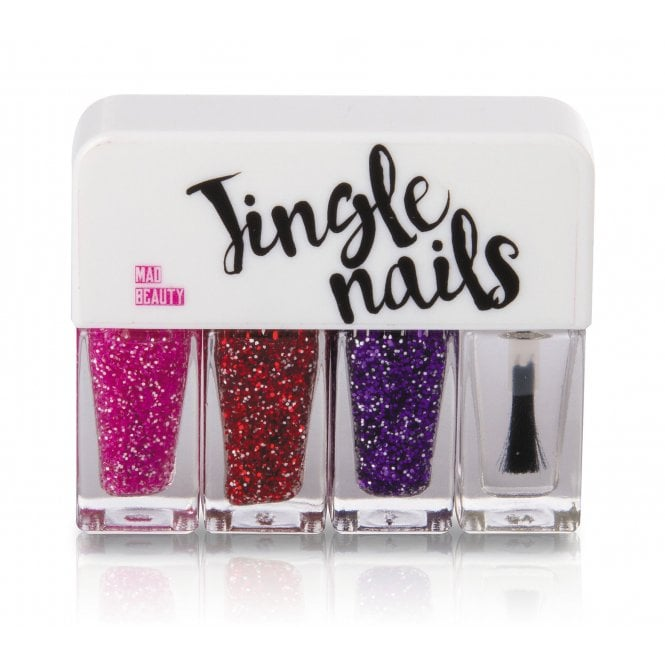 MAD Beauty Jingle Nails - Festive Nail Polish - 1pc