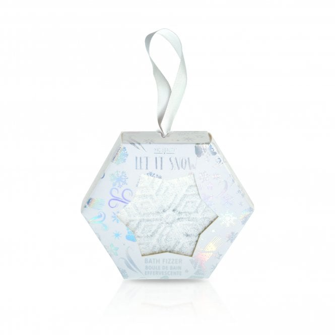 MAD Beauty Let it Snow Bath Fizzer 1pc