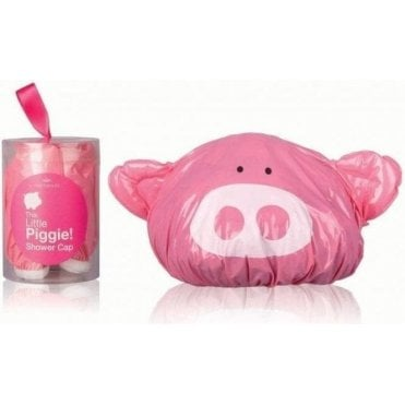 Little Piggie Shower Cap