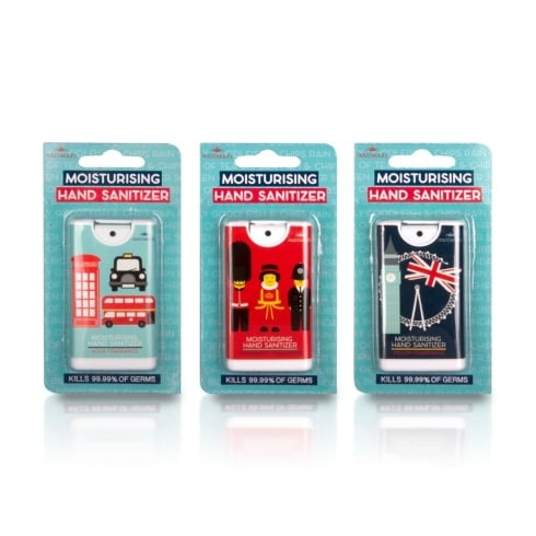 MAD Beauty London Moisturising Hand Sanitizers