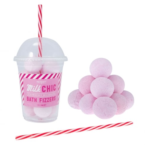 MAD Beauty Milk Chic Bath Fizzer Cup