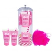 Milk Chic Strawholder Gift Set