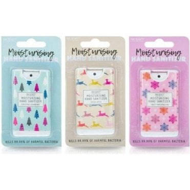 Modern Christmas Hand Sanitizers -1pc