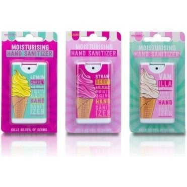 Moisturising Hand Sanitizer Ice Cream