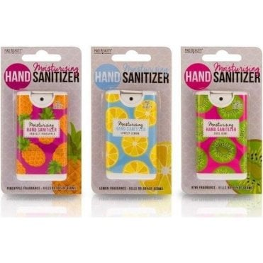 New Fruit Moisturising Hand Cleansers