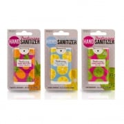 New Fruit Moisturising Hand Sanitizers