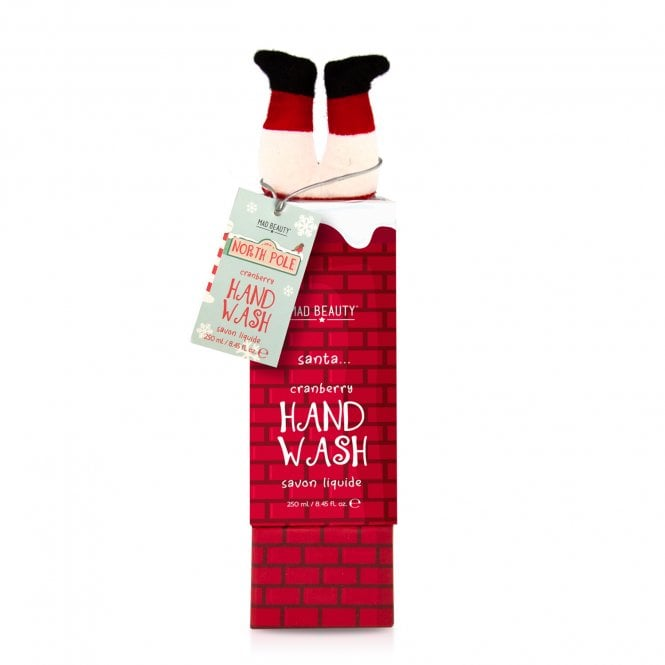 MAD Beauty North Pole Santa Hand Wash