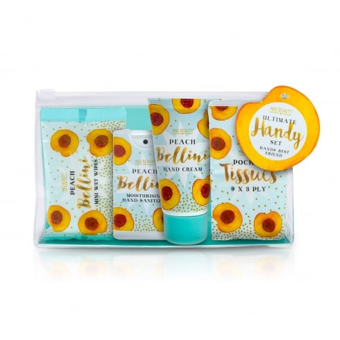 MAD Beauty Peach Bellini Handy Set 1pc