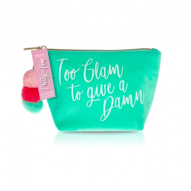 MAD Beauty POM POM Cosmetic Bag