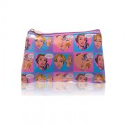 Pop Heart Make Up Bag