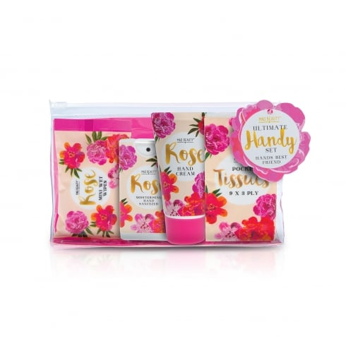 MAD Beauty Rose Handy Set 1pc