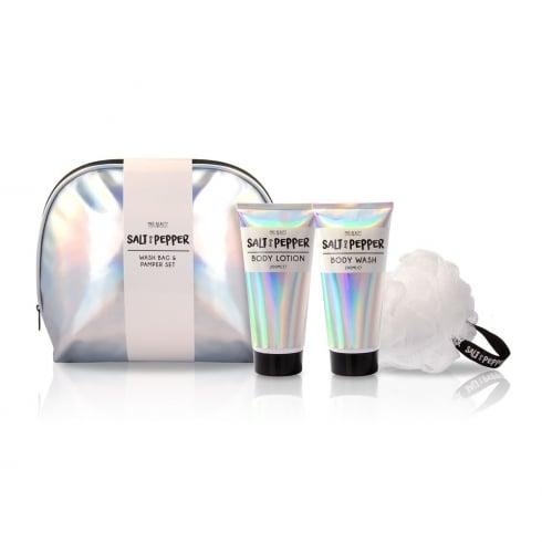 MAD Beauty Salt & Pepper Body Gift Set