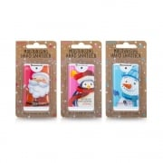 Santa & Friends Hand Sanitizers 1pc