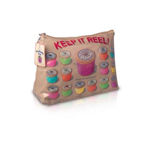 MAD Beauty Sew Handy Cosmetic Bag