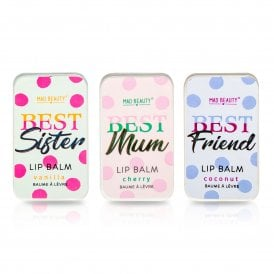 Simply The Best Lip Balm Tins - 1pc
