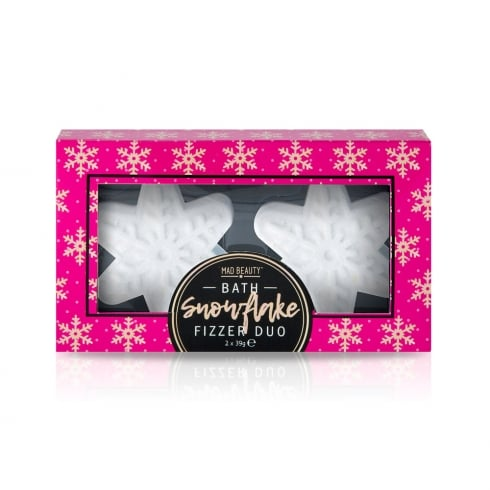 MAD Beauty Snowflake Star Bath Salts -1pc