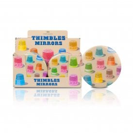 Thimble Vanity Mirror - 1 pc
