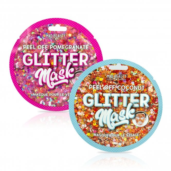 MAD Glitter Peel Off Masks