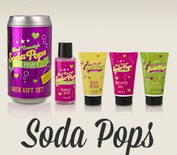 Soda Pops Range