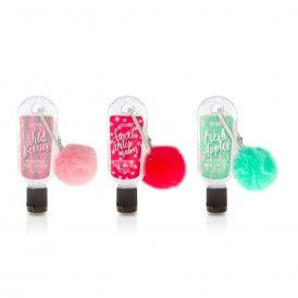 Pom Pom Clip & Clean Sanitizer - 1pc