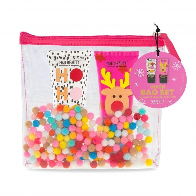 POM POM Cosmetic Bag Set