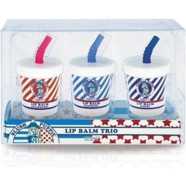 Slush Puppie Lip Balm Trio -1pc