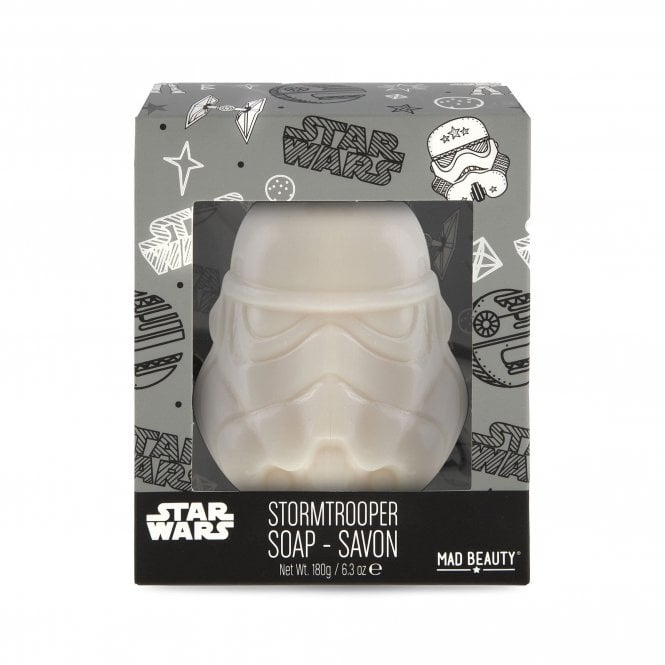 Star Wars Storm Trooper Soap on a rope