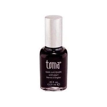 TBB Toma Nail Polish - Black on Black