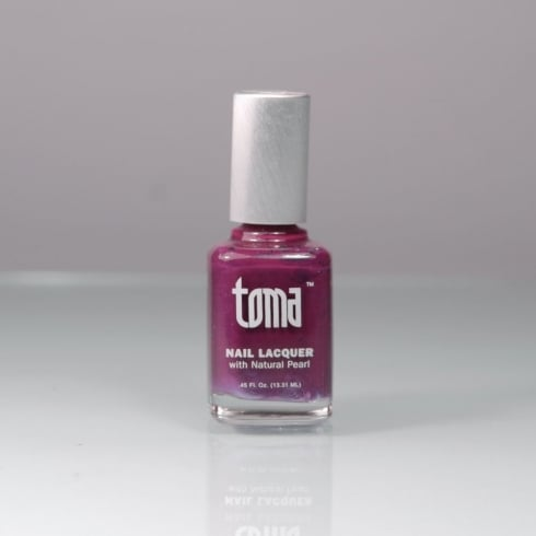 Toma by MAD Beauty TCD 21 Toma Nail Polish - Cabernet