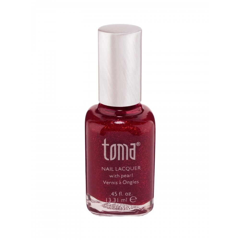 TCD131 Toma Nail Polish - Ruby Slippers